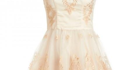 You've got Sparkle Dress By Modcloth