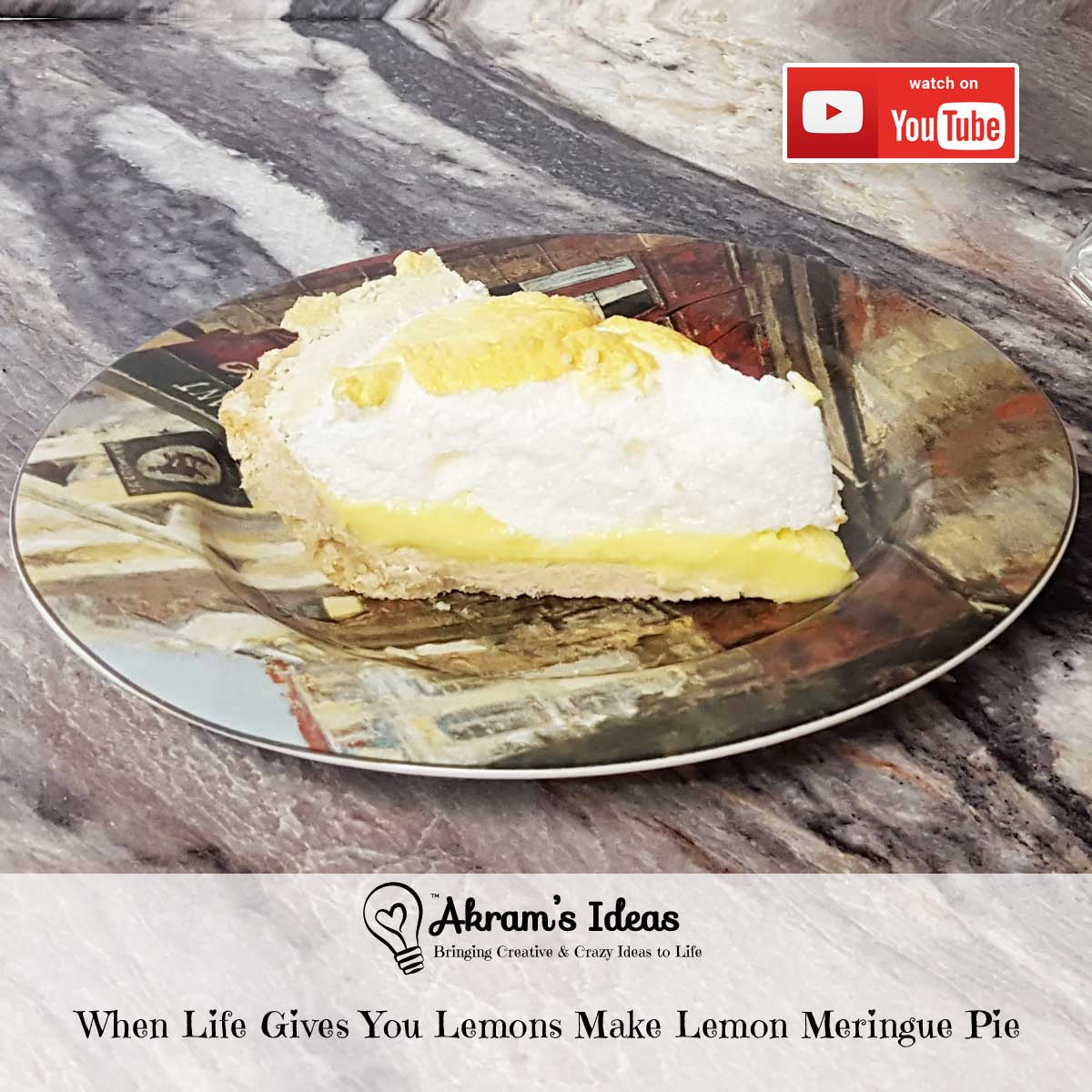 Learn how to make the perfect Lemon Meringue Pie with this easy how-to video tutorial.
