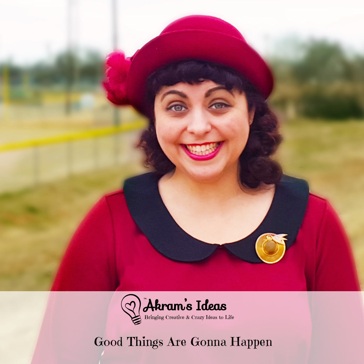 Akram's Ideas : Good Things Are Going to Happen