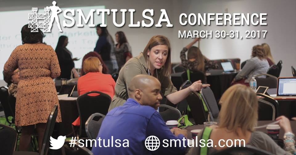 The SMTulsa Social Business Conference is less than a month out, and here are 5 reason why you should attend this year's event via @akramsideas
