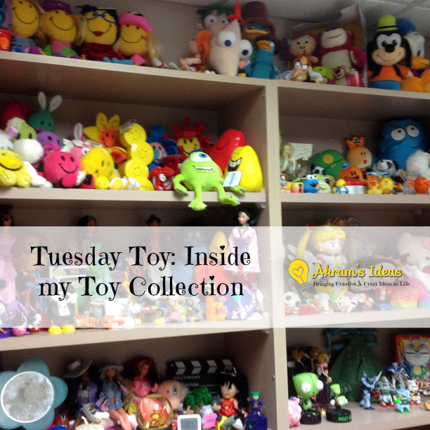 Tuesday Toy: Inside my Toy Collection